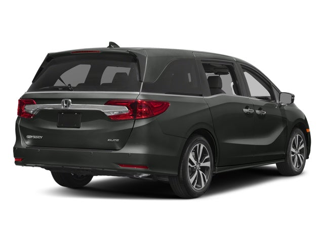 2018 honda odyssey elite rockville md bethesda silver for Herson honda rockville