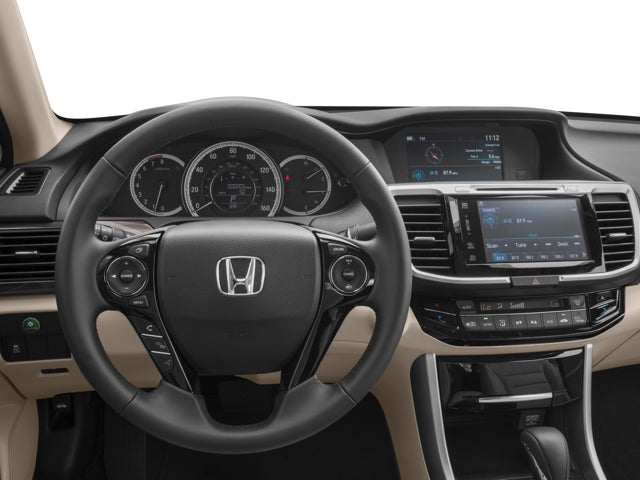 2017 Honda Accord Ex L Cvt In Rockville Md Herson S Auto Group