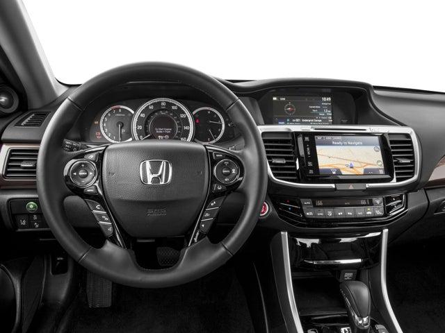 2017 Honda Accord Ex L Cvt W Navi Sensing In Rockville